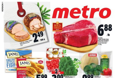Metro (ON) Flyer December 5 to 11