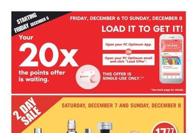Shoppers Drug Mart (ON) Flyer December 7 to 12