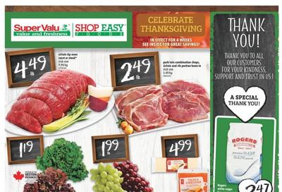 Shop Easy & SuperValu Flyer September 18 to 24