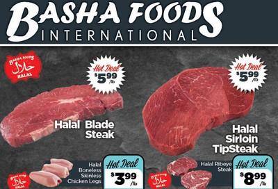 Basha Foods International Flyer September 18 to October 1