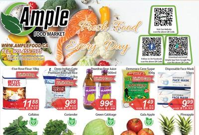 Ample Food Market Flyer September 18 to 24