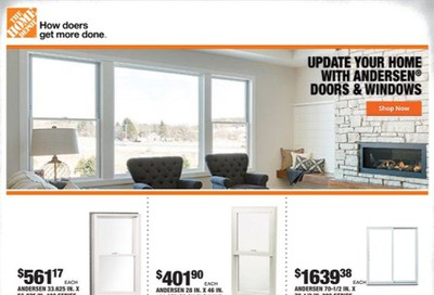 The Home Depot Weekly Ad Flyer September 17 to September 24