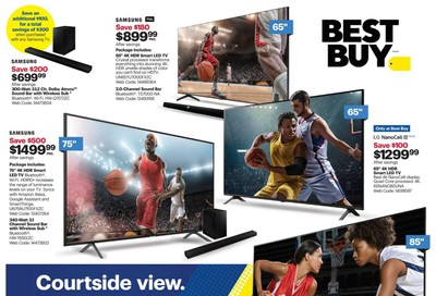 Best Buy Flyer September 18 to 24