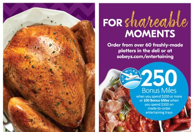 Sobeys (ON) Flyer December 5 to 11