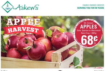 Askews Foods Flyer September 20 to 26