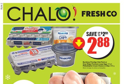 Chalo! FreshCo (ON) Flyer December 5 to 11
