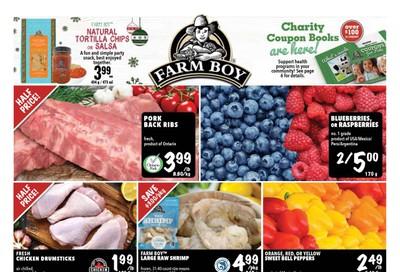 Farm Boy (Cornwall, Kingston, London, Ottawa, Pickering, Toronto and Whitby) Flyer December 5 to 11