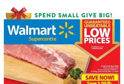 Walmart Supercentre (West) Flyer December 5 to 11