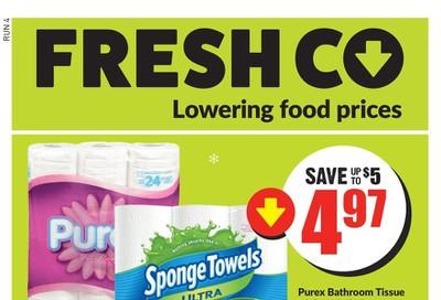 FreshCo (West) Flyer December 5 to 11