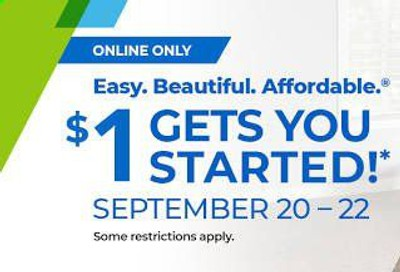 Aaron's Weekly Ad Flyer September 20 to September 22