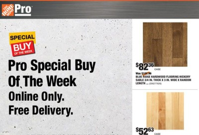 The Home Depot Weekly Ad Flyer September 21 to September 28