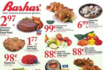 Bashas' (AZ) Weekly Ad Flyer September 23 to September 29