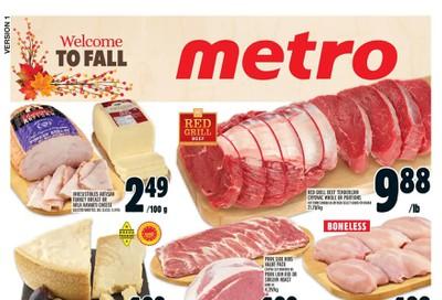 Metro (ON) Flyer September 24 to 30