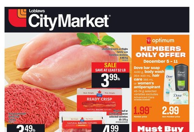 Loblaws City Market (West) Flyer December 5 to 11
