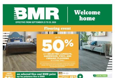 BMR Flyer September 23 to 29