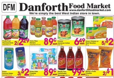 Danforth Food Market Flyer September 24 to 30