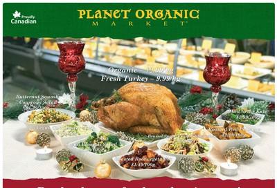 Planet Organic Market (West) Flyer November 28 to December 31
