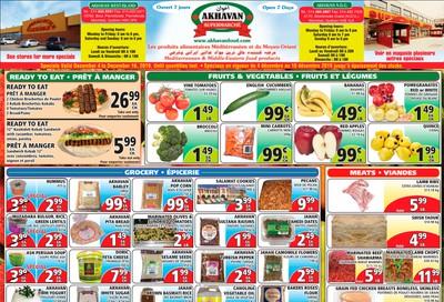 Akhavan Supermarche Flyer December 4 to 10