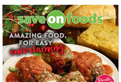 Save on Foods (BC) Flyer December 5 to 11