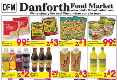 Danforth Food Market Flyer December 5 to 11