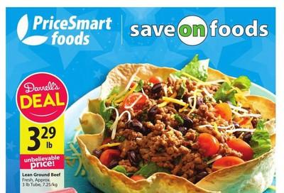 PriceSmart Foods Flyer September 24 to 30