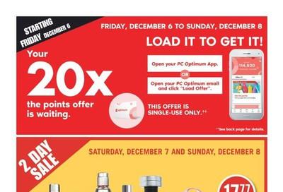 Shoppers Drug Mart (Atlantic) Flyer December 7 to 12