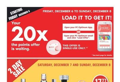 Shoppers Drug Mart (West) Flyer December 7 to 12