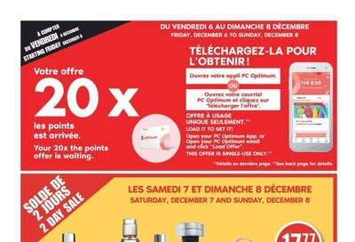 Pharmaprix Flyer December 7 to 12