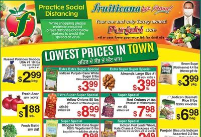 Fruiticana (BC) Flyer September 25 to 30