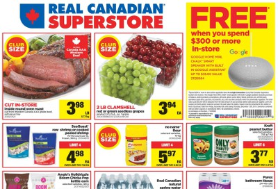 Real Canadian Superstore (West) Flyer December 6 to 12