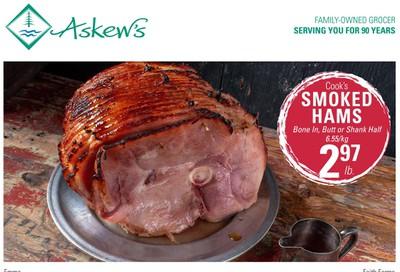 Askews Foods Flyer September 27 to October 3