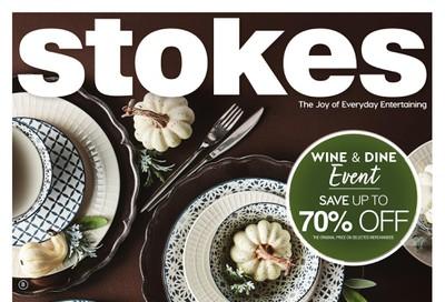 Stokes Flyer September 28 to November 1