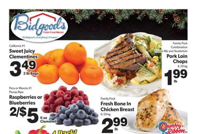 Bidgood's Flyer December 5 to 11