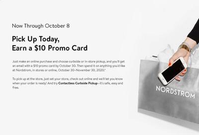 Nordstrom Weekly Ad Flyer September 28 to October 8