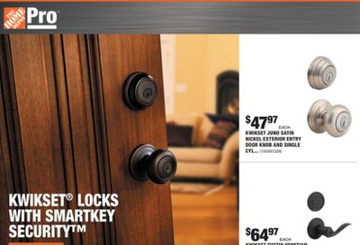 The Home Depot Weekly Ad Flyer September 28 to October 5