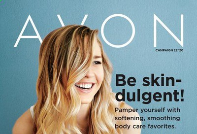 Avon Weekly Ad Flyer September 29 to October 12