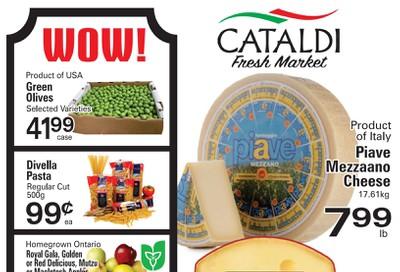 Cataldi Fresh Market Flyer September 30 to October 6