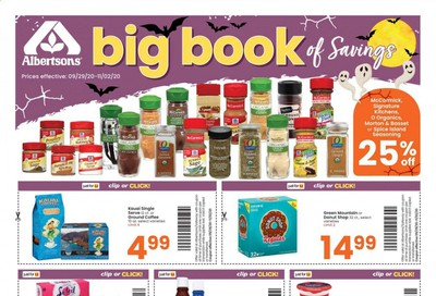 Albertsons Weekly Ad Flyer September 29 to November 2