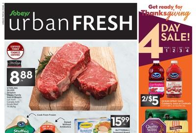 Sobeys Urban Fresh Flyer October 1 to 7