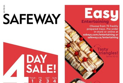 Sobeys (West) Flyer October 1 to 7