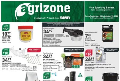 BMR Agrizone Flyer September 30 to October 13