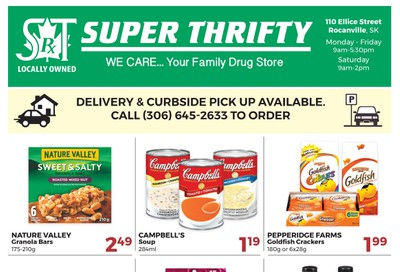 Super Thrifty (Rocanville, SK) Flyer September 28 to October 10