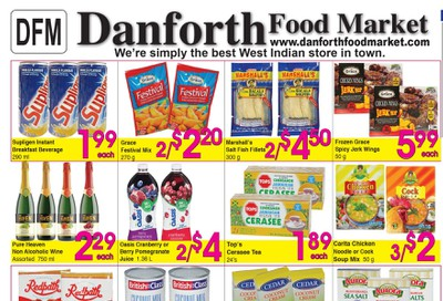 Danforth Food Market Flyer October 1 to 7