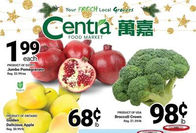 Centra Foods (North York) Flyer December 6 to 12