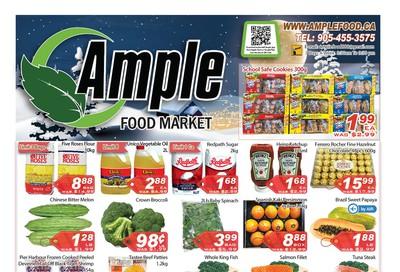 Ample Food Market Flyer December 6 to 12