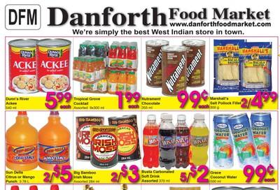 Danforth Food Market Flyer September 12 to 18