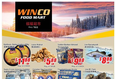 WinCo Food Mart (HWY 7) Flyer December 5 to 11