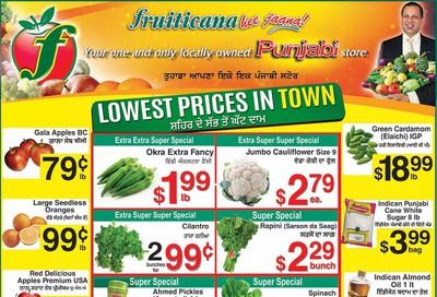 Fruiticana (Edmonton) Flyer December 6 to 11