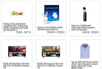 Amazon Weekly Ad Flyer October 1 to October 8