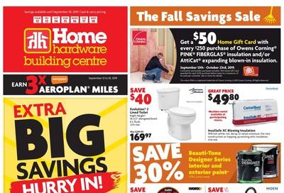 Home Hardware Building Centre (Atlantic) Flyer September 12 to 18